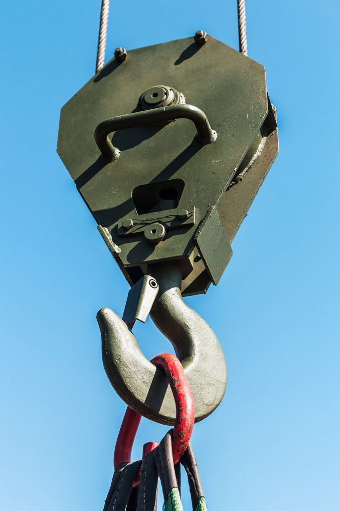 Basic hoist for rigging