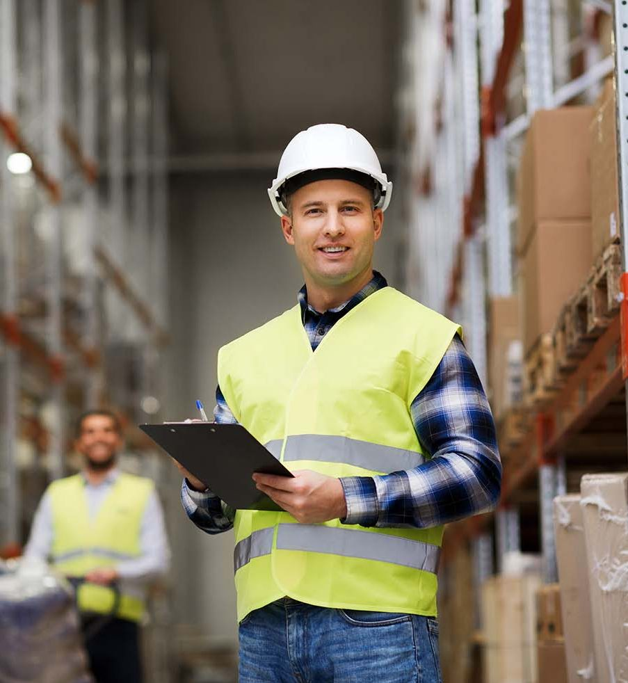 safety culture in a warehouse