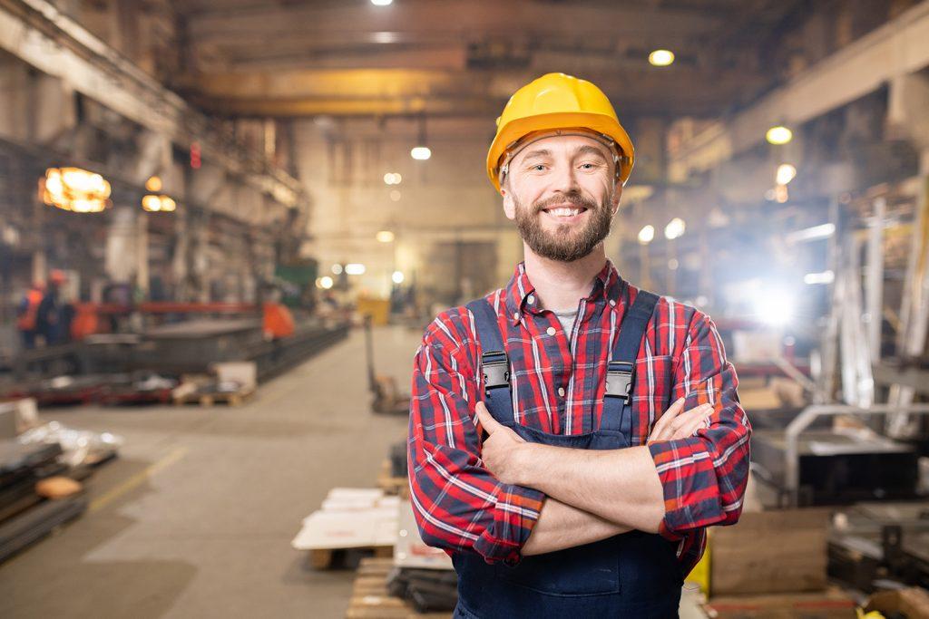 smiling man online training software