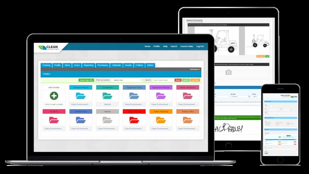 Compliance Folder System