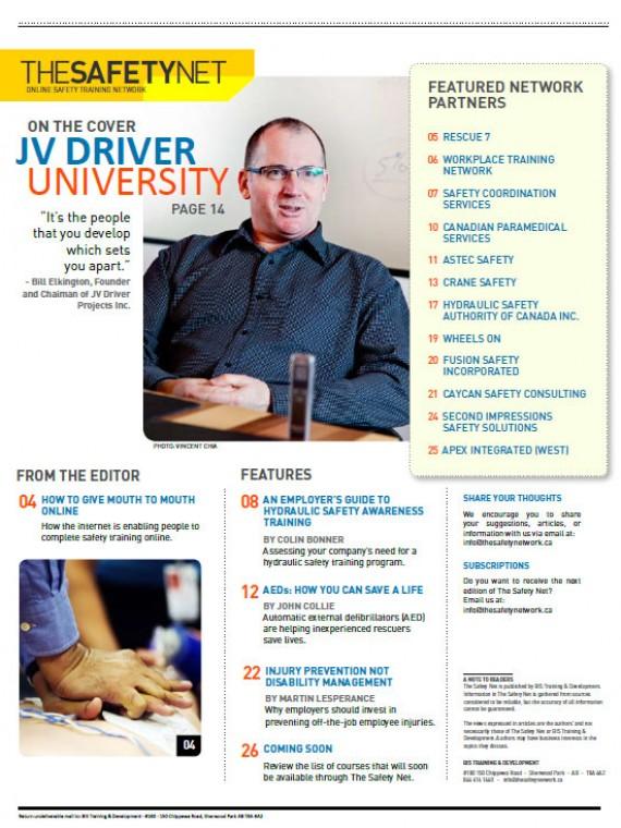 JV Driver Online University