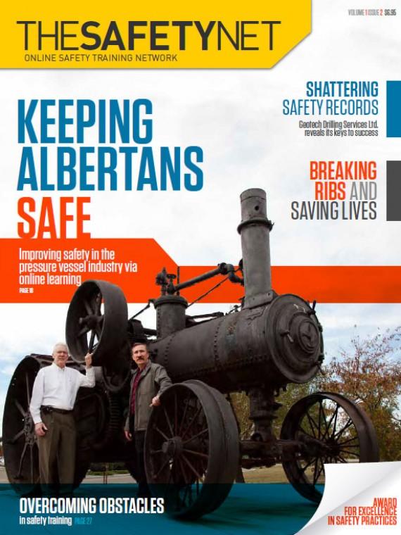 Keeping Albertans Safe