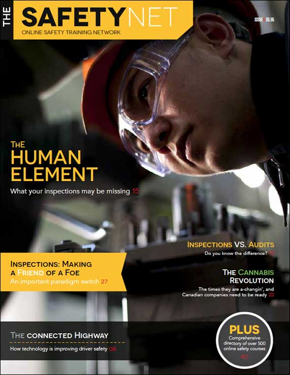 SafetyNET Magazine