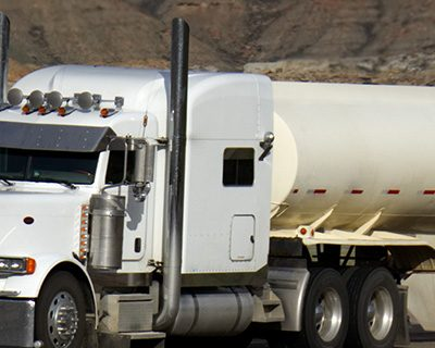 Injury Prevention for CMV Drivers
