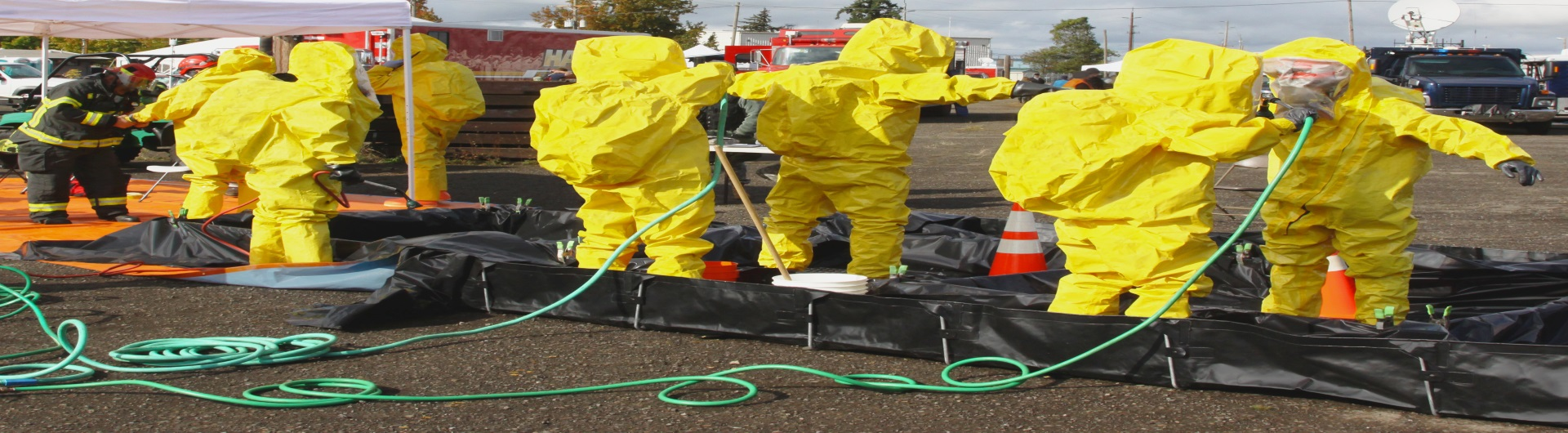 HAZWOPER Refresher for Emergency Responders: Decontamination