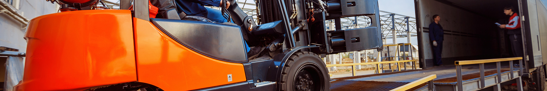 Forklift Training (Counterbalanced)