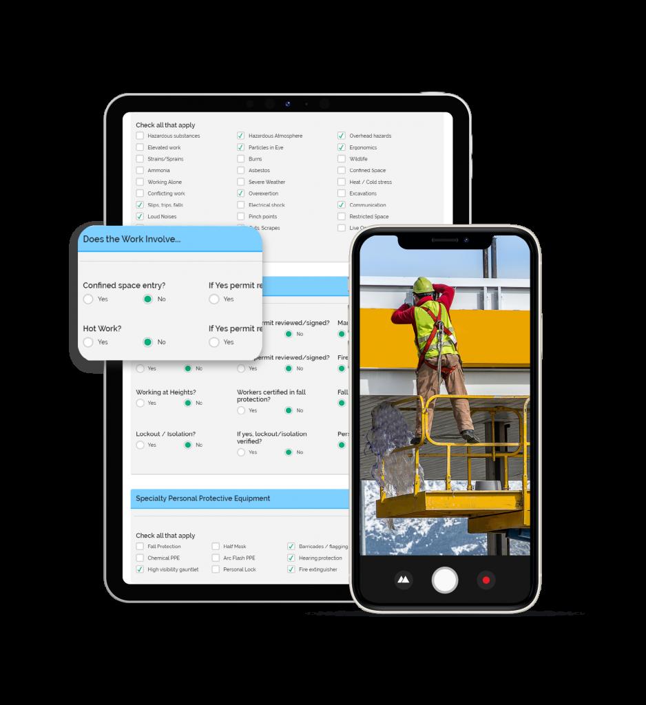 Field Level Hazard Assessment Software