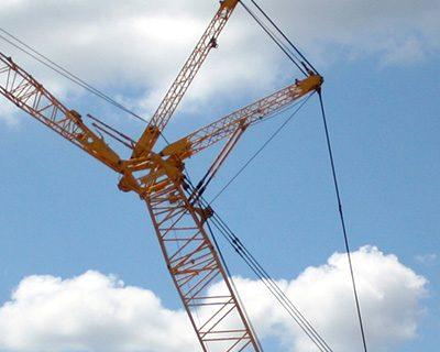 Lattice Boom/Crawler Crane – Operator Safety (CAN)