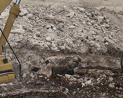 Excavator – Operator Safety (OSHA)