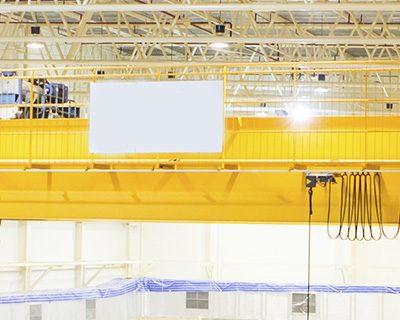 Overhead Crane – Operator Safety (OSHA)