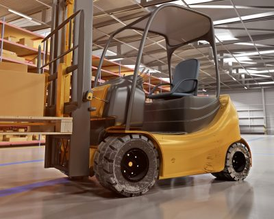 Forklift Training: Non-Operator Safety