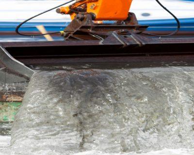 Amphibious Excavator (OSHA)
