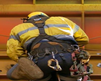 Fall Protection in Industrial and Construction Environments
