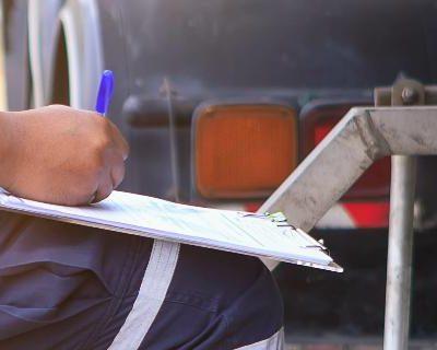 Horas de Servicio Módulo 6: Cómo completar un registro manual